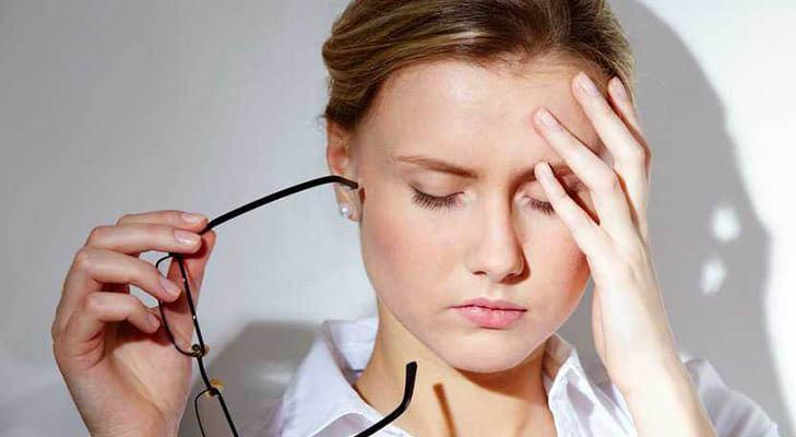 estrés afecta a la piel