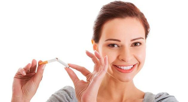 tabaco daña la piel