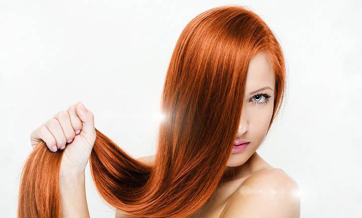 cuidado del cabello teñido