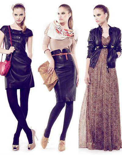 moda cuero 2010
