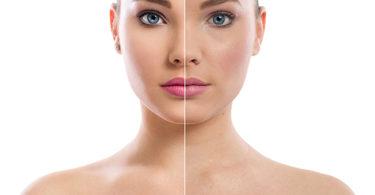 maquillaje sin brillos