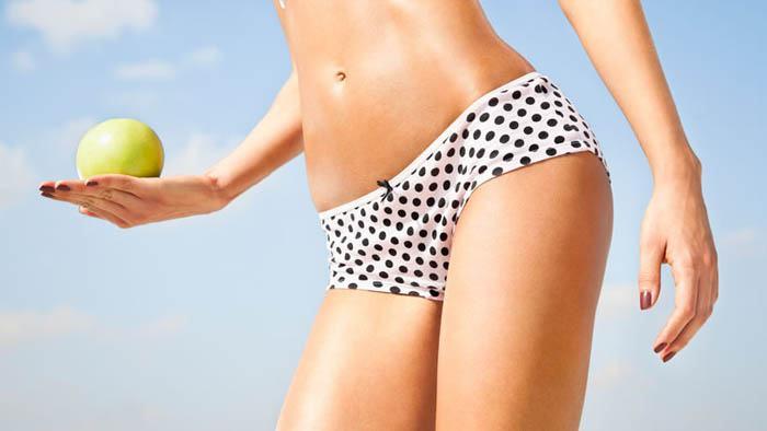 dieta y operación bikini