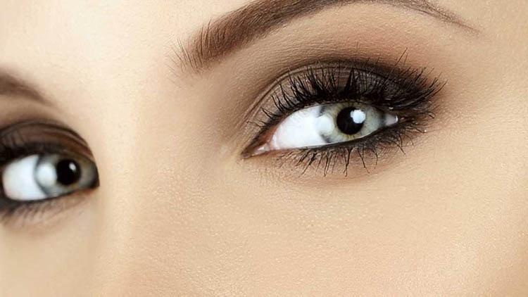 ojos efecto ahumado
