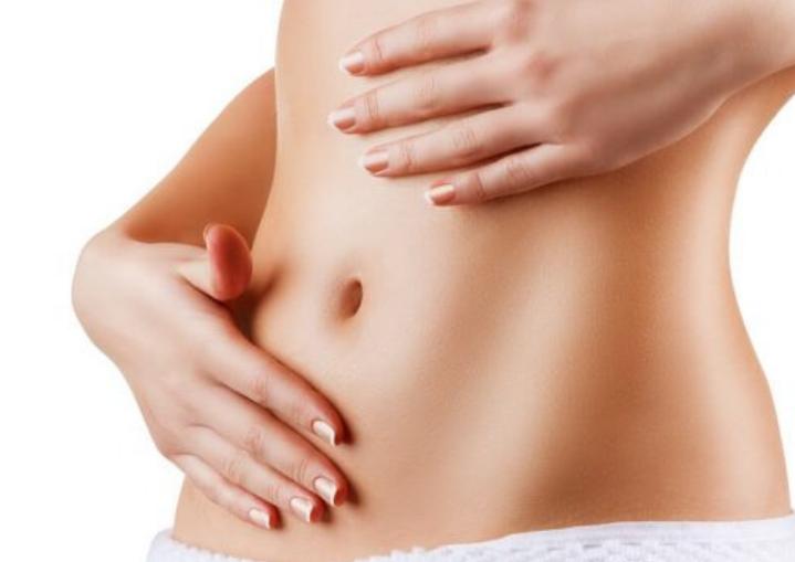 cosméticos flacidez abdominal