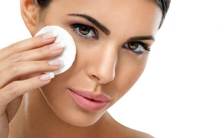 productos cosméticos cuidado facial