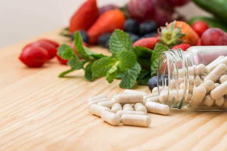 antioxidantes orales