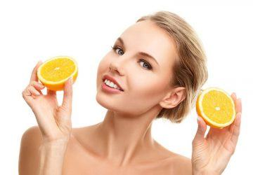 limón para el cabello