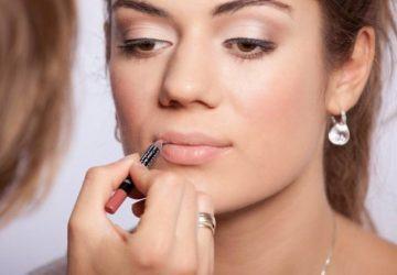 maquillaje natural en tonos beige
