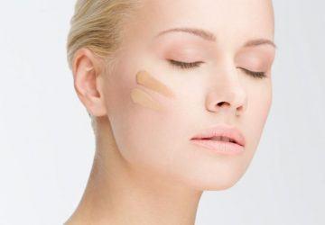 tipos de base de maquillaje