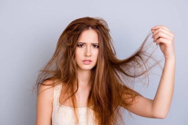 cabello enredado