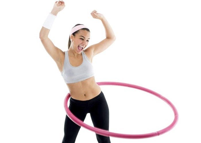 ejercicios con aro