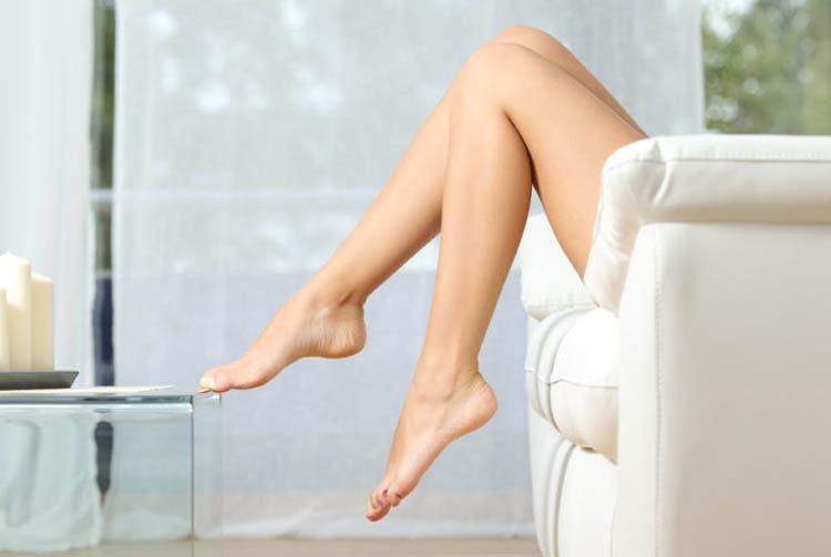 piernas suaves