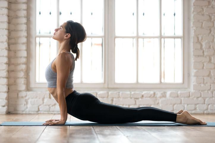 yoga para la cintura