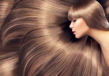 brillo cabello