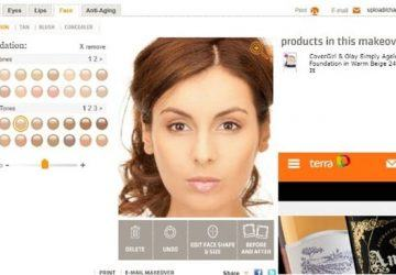 probar maquillaje online