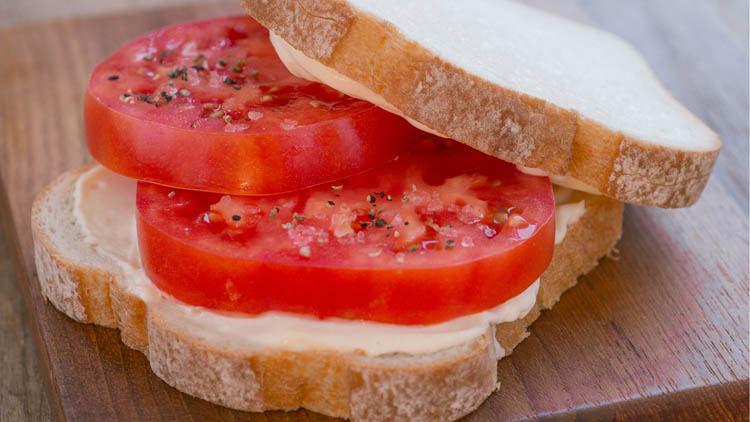 sandwich tomate
