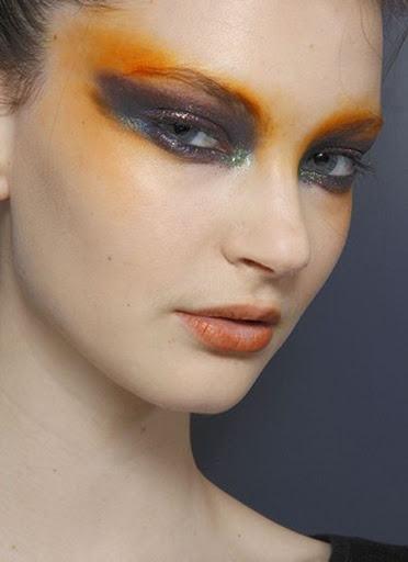 maquillaje arabesco