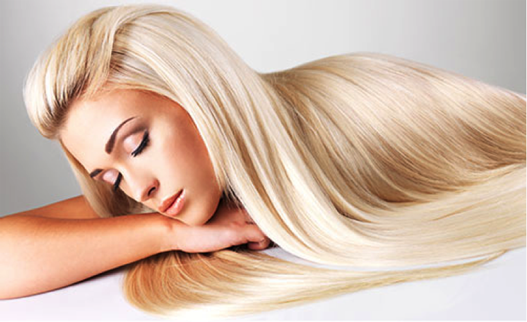 extensiones para el cabello