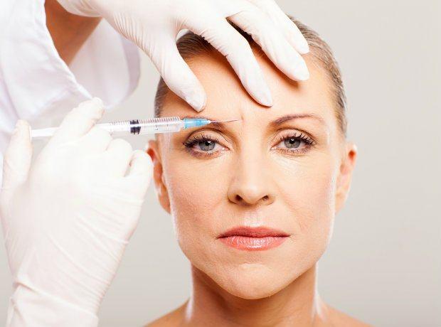 riesgos del botox