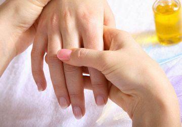 aceite de caléndula para las manos