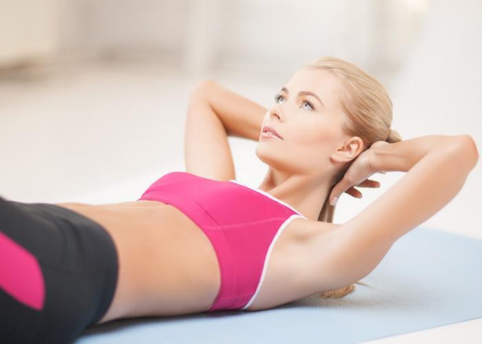 sacar partido a los ejercicios abdominales