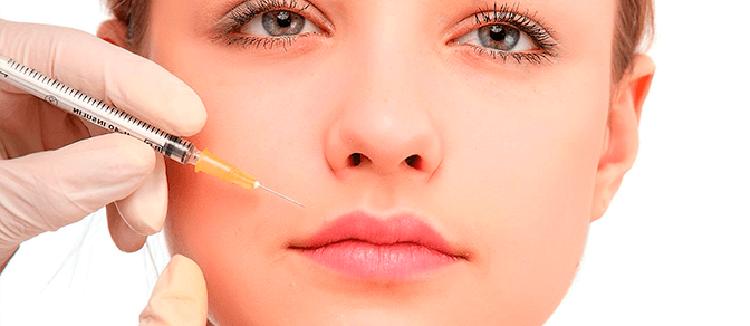 sustancias de relleno para los labios