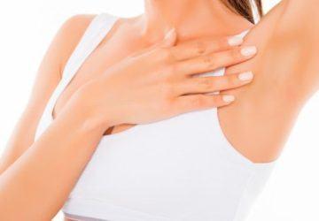 irritación desodorante