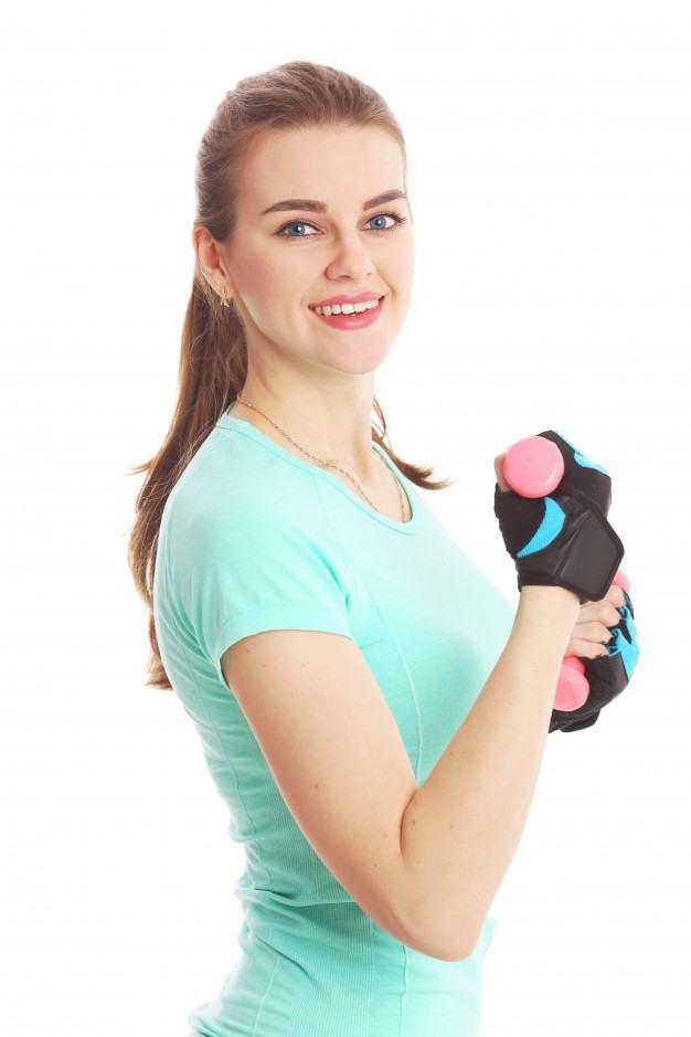 guantes gimnasio levantamiento de pesas