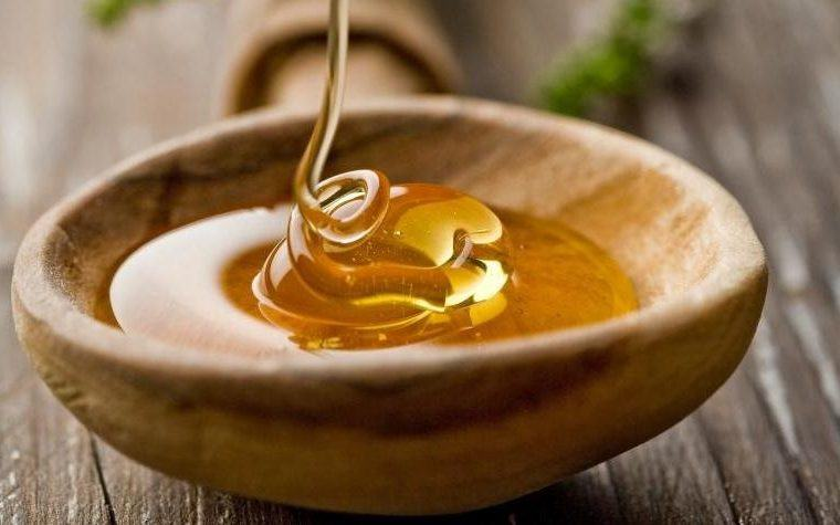 mascarilla exfoliante de miel