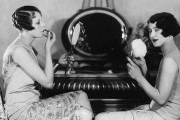 cosméticos vintage