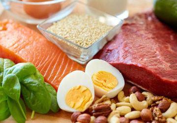 proteínas para la piel