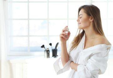 notas de un perfume