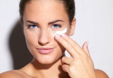 cuidado natural del contorno de ojos
