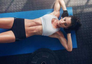 ejercicios para definir abdominales