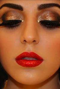 Maquillaje Para Una Noche De Fin De Año Somos Bellas
