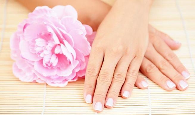 belleza manos