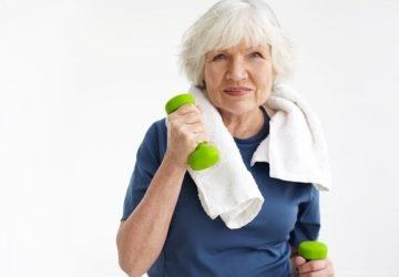 fitness mujeres mayores 60 años
