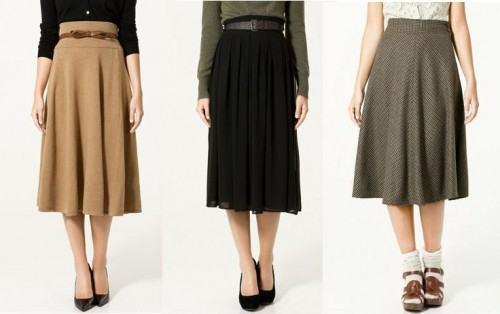 faldas-anos-50-zara