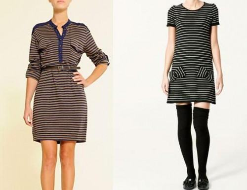 vestidos-rayas-2012