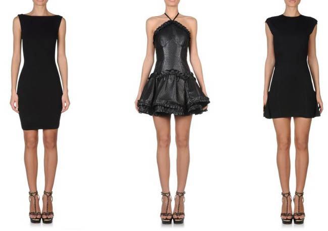 vestidos-cortos-negros