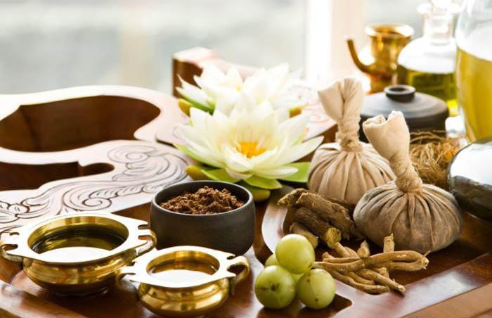 aromaterapia y Ayurveda