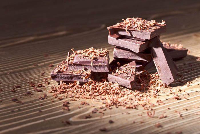 chocolate y belleza