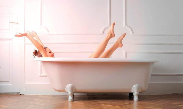 spa en tu bañera