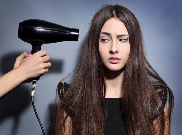 Tips para usar mejor el secador de pelo somos bellas - Secador de pelo ...