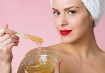 cosméticos con miel