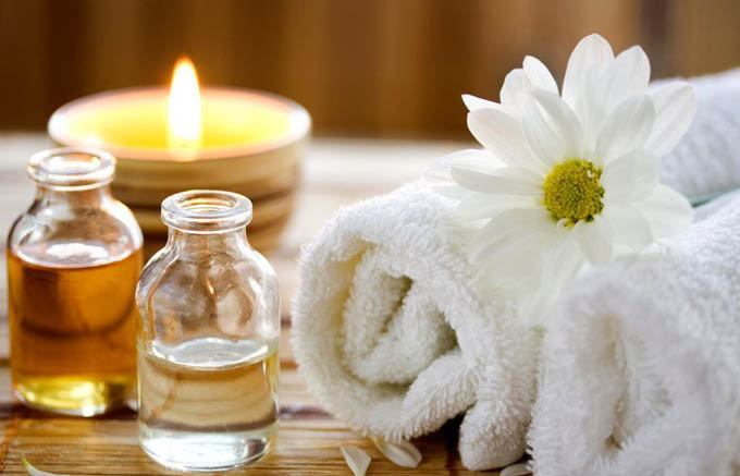 Aromaterapia antiestés