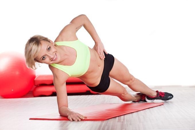 entrenamiento plancha