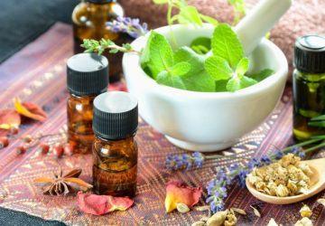 uso terapéutico de los aceites esenciales