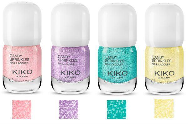 candy nails kiko