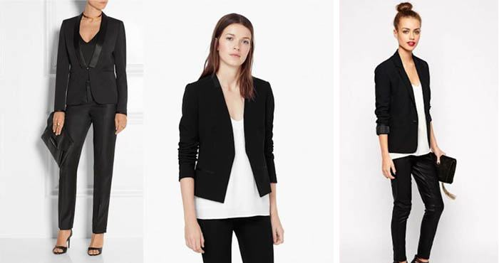 blazer Gucci, Mango, New Look